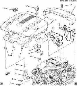 2009 Cadillac Cts 3 6l Parts Diagram  Cadillac  Auto Wiring Diagram