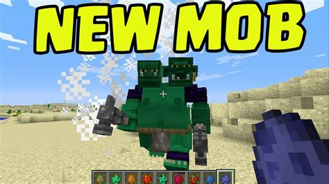 Minecraft Update 20  New Mobs Confirmed Of 2016! Neutral
