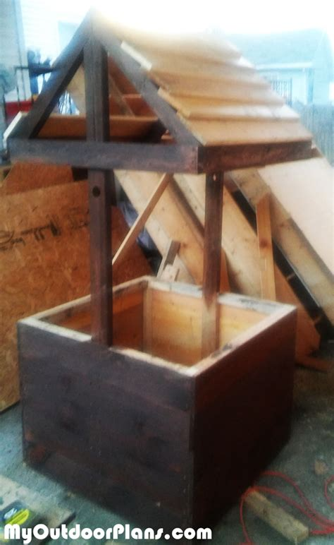 diy garden wishing  myoutdoorplans  woodworking plans  projects diy shed wooden