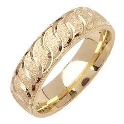 gold wedding bands yellow gold band wedding rings depot