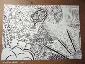 Easy Sharpie Drawings Doodles