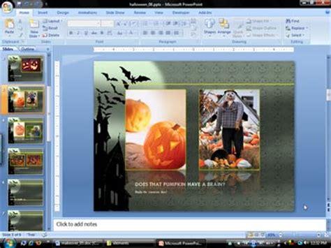 digital scrapbook template  powerpoint