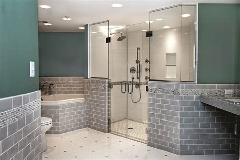 universal design  common  bathroom design jlc  universal design accessible