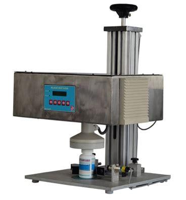 plastpharma induction cap sealing machine