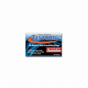 Testoril  The Strong  Powerful  U0026 Effective Testosterone Booster  60 Tablets By Premium