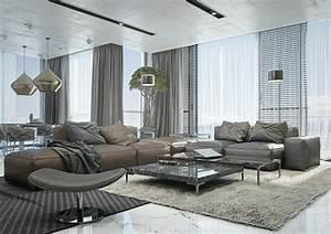 Spannend Wohnzimmer Grau Design Eigentum