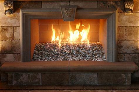 fireplace glass rocks legacy premixed pit glass 1 lb package