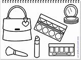 Coloring Pages Accessories Captaincoloringbook Printable Sheets sketch template