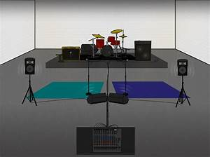 Live Band Pa System Diagram