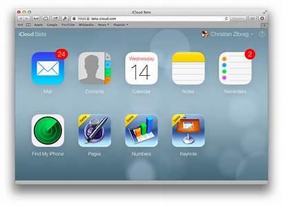 Icloud Beta Friends Website Ios Iphone Icon