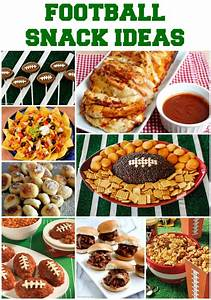 Game Day Football Party Snacks + Interview with Holly