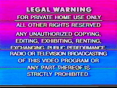 Warning Fbi Vhs Giphy Animated Gifs Tv