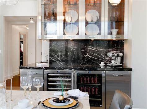 Black Marble Backsplash : How Black Marble Can Make Your Home More Glamorous