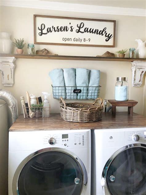 laundry room decor  helpful tips craft  maniac