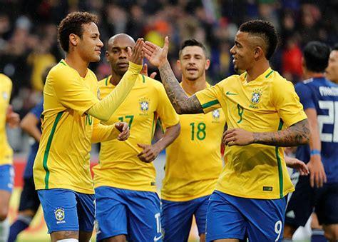 brasil  espanha veja quanto cada um ganhara em caso de