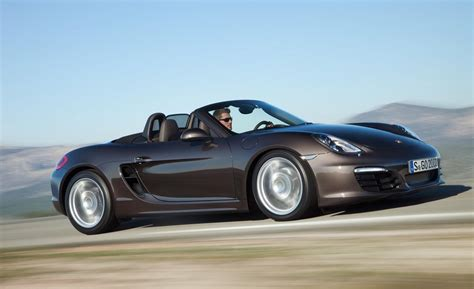 boxster porsche car and driver