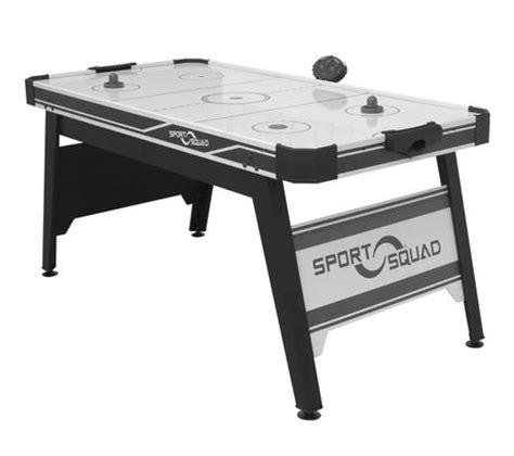 table de hockey sur coussin d air hx66 de sport squad de
