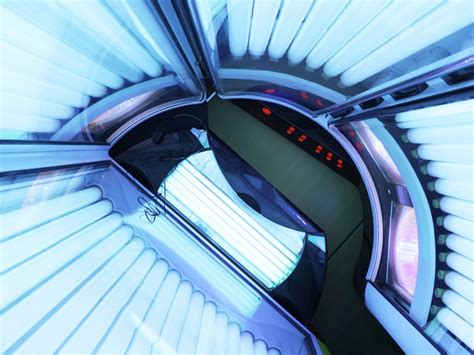 Sunburn From Tanning Bed by Solarium H2o Herford
