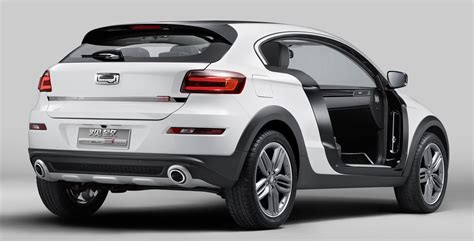 Qoros 3 City Suv 16t Makes Debut In Guangzhou Image 290080