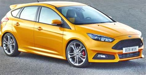 Ford Focus Redesign by 2020 Ford Focus St Redesign Fords Redesign