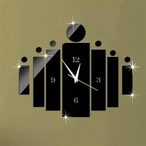 Horloge Moderne Murale : horloge murale moderne cuisine ~ Teatrodelosmanantiales.com Idées de Décoration