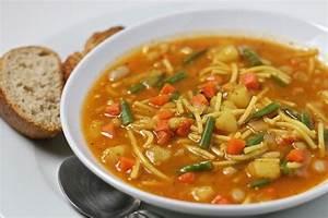 The Galley Gourmet: Soupe au Pistou