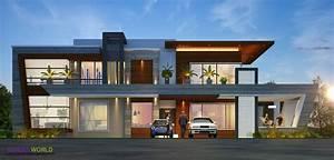 Modern, Elevation, Design