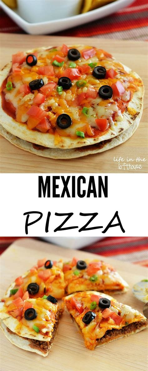 pizza mexican taco bell food recipes lofthouse much tortillas recipe corn better dishes chicken beef dinner tostada visit ground fail