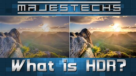 What Is Hdr Tv?  Home Theater Hdr Buying Guide Youtube