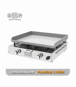 Plancha Gaz En Inox : achat plancha gaz 2 feux garantie ~ Premium-room.com Idées de Décoration