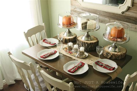 holiday tablescapes thanksgiving christmas stacy risenmay