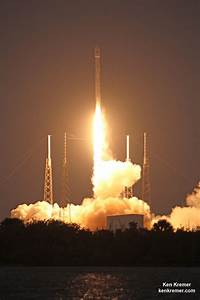 SpaceX Stuns with Spectacular Sunset Launch of SES-9 ...