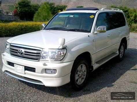 used toyota land cruiser vx limited edition 2003 car for sale in lahore 889075 pakwheels