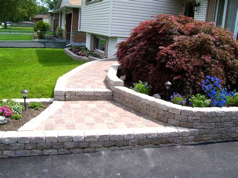 landscaping brick protea landscaping designs