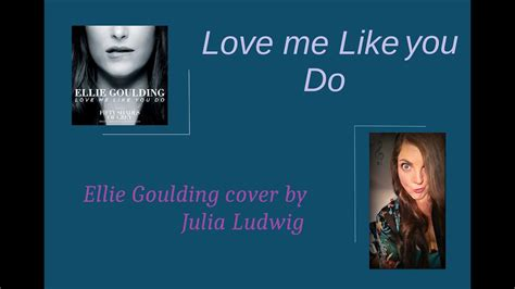 Ellie Goulding {cover By Julia