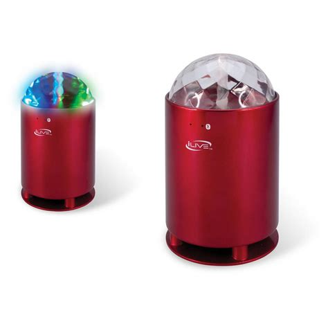 color changing speaker ilive color changing portable bluetooth speaker