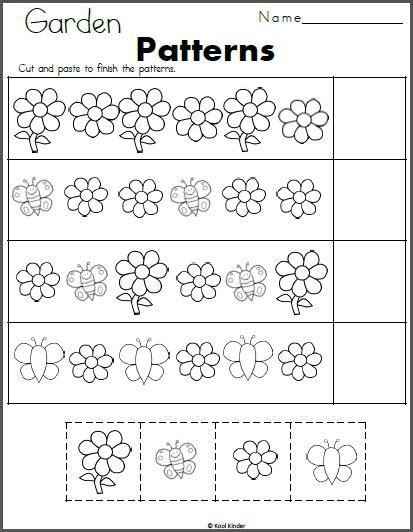 pin  kindergarten spring
