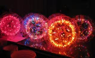 """Sparkleball light great for weddings, parties, porch, patio, campers, & RV""""s"""