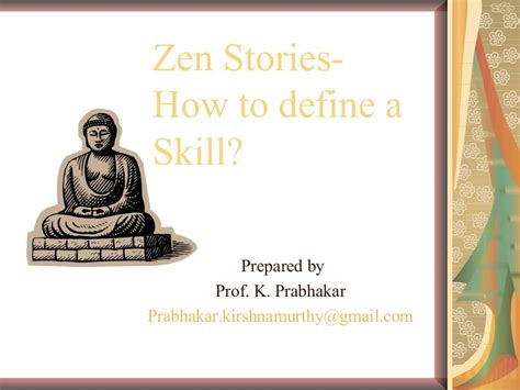 zen stories students management