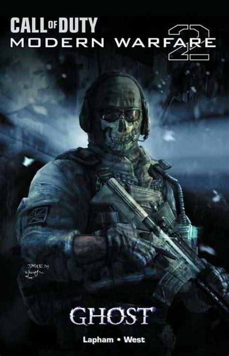 Call Of Duty Modern Warfare 2 Ghost Volume Comic Vine