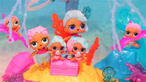 lol dolls mystery   flying octopus toys  dolls