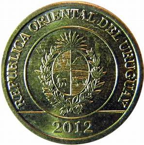 1 Peso Uruguayo - Uruguay – Numista