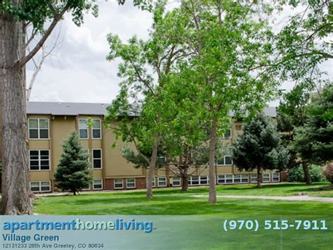 village green apartments greeley apartments  rent