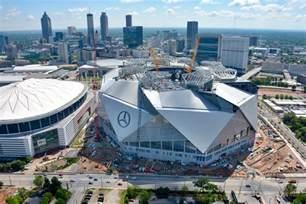 Mercedes Atlanta Falcons Stadium