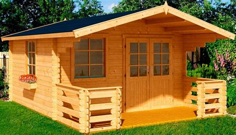 Holz Garten by Nordic Holz Gartenhaus 187 Klingenberg 1 Set 171 Bxt 300x450