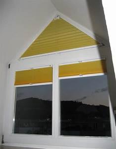 Plissee Für Kinderzimmer : plissee f r dreiecksfenster haus dekoration ~ Michelbontemps.com Haus und Dekorationen