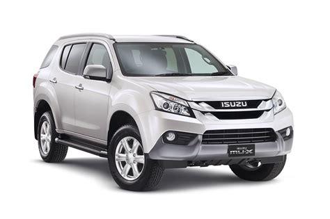 2018 isuzu mu ls u 4x4 3 0l 4cyl diesel turbocharged