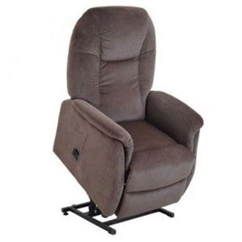 fauteuil releveur relaxation bergame 224 faible hauteur d assise