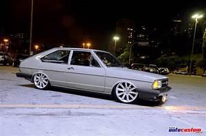 Passat Ls 1980 1 9 Turbo  Rebaixado E Aro 18 Da Amarok