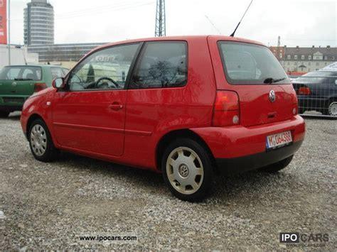 2002 Volkswagen Lupo 1.7 Sdi